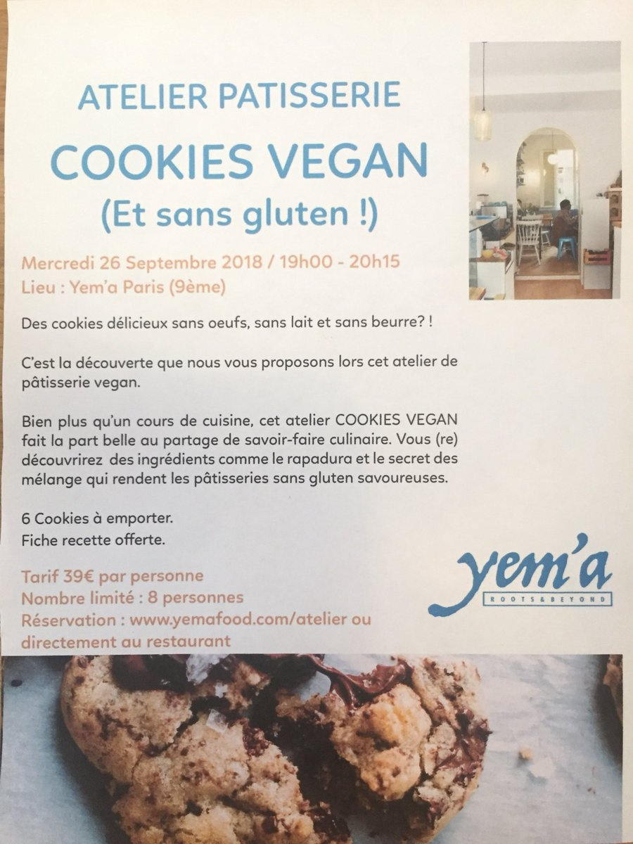 cours de cuisine vegan paris 0 replies 1 retweet 2 likes