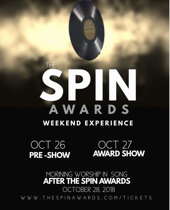 TheSpinAwards photo