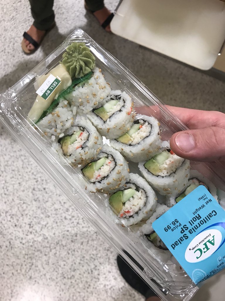 Courtney Shaw On Twitter That Is Not Sushi That Is