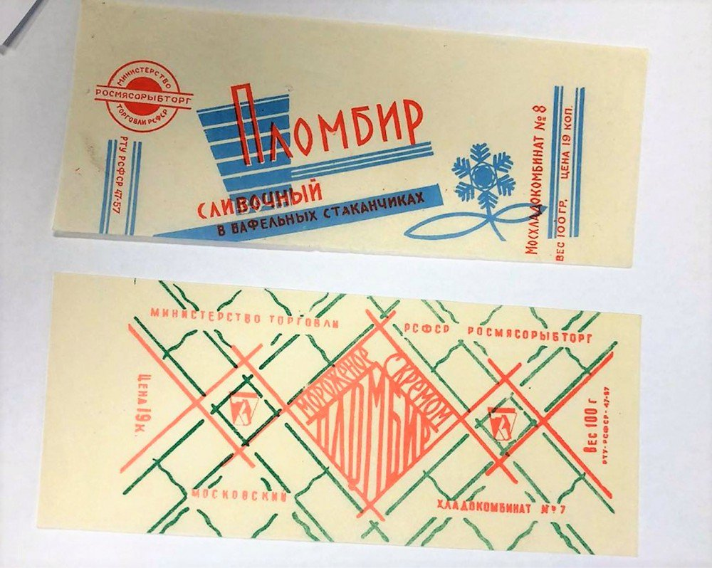 Картинки советский пломбир