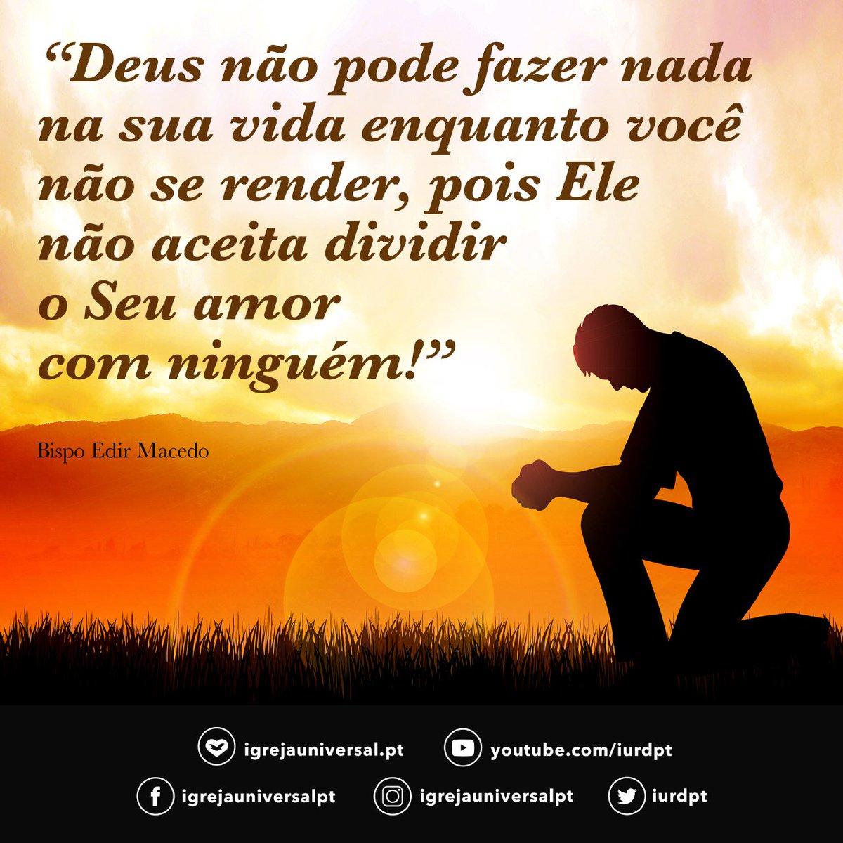 61899db811c Igreja Universal - Portugal on Twitter
