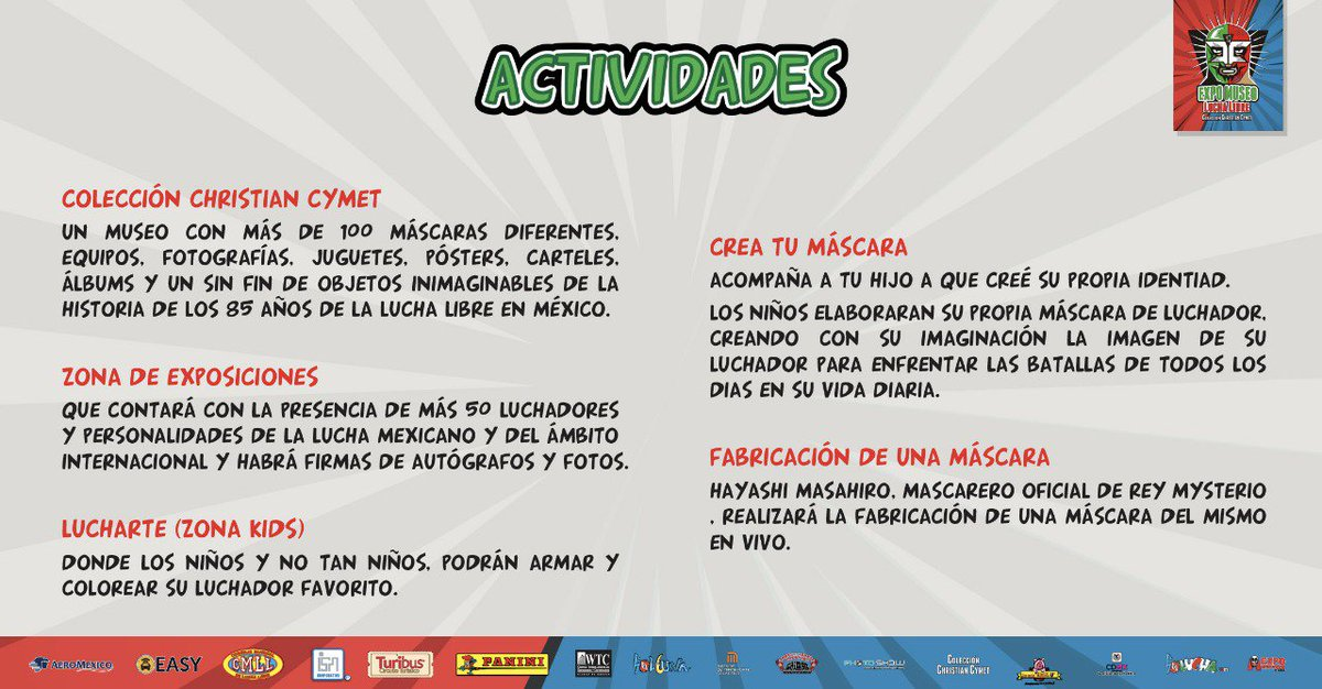 Expo Museo Lucha Libre on Twitter: \