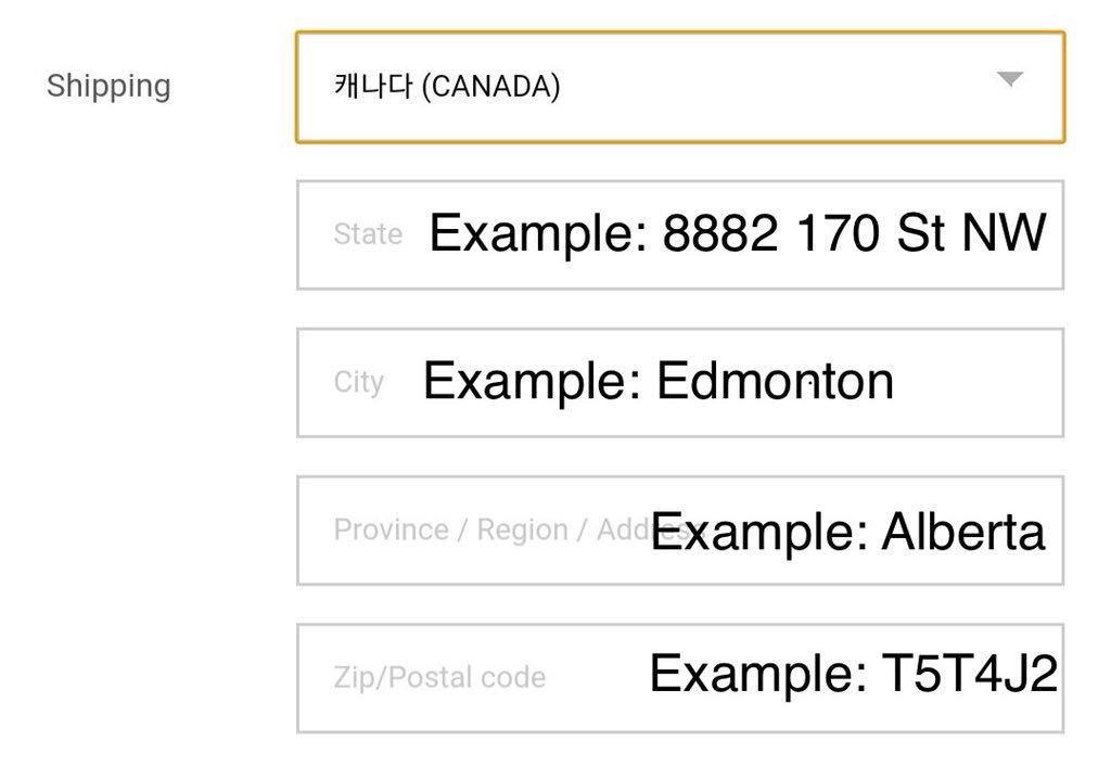 Canada zip code alberta
