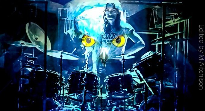 Happy Birthday Neil Peart ..     the professor,the one the man and the deep souled best man ever