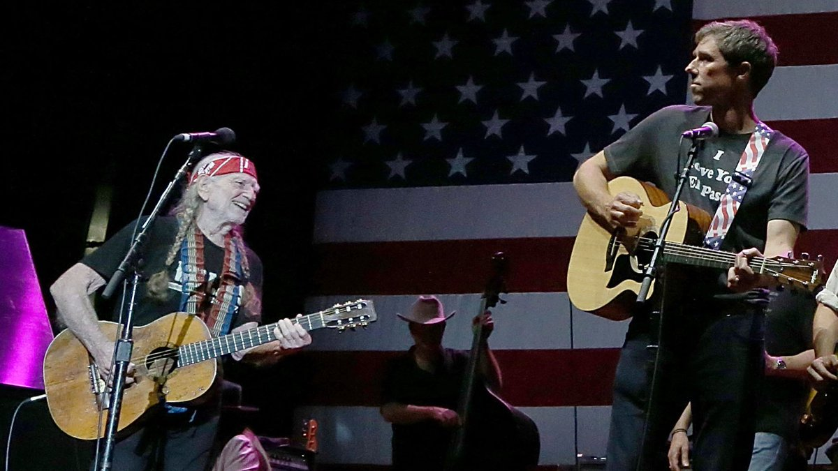 Willie Nelson to headline concert in support of Beto O'Rourke https://t.co/D3T3nFvoED