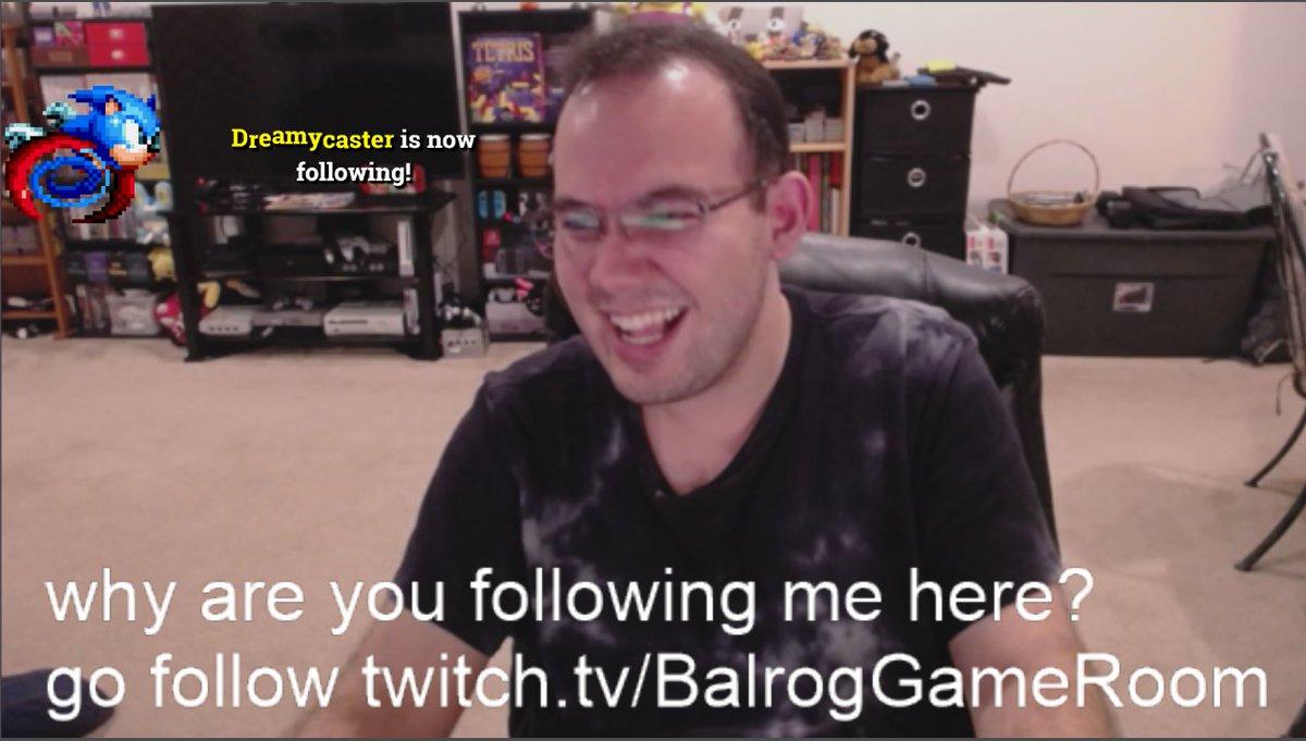 Balrog on Twitter: