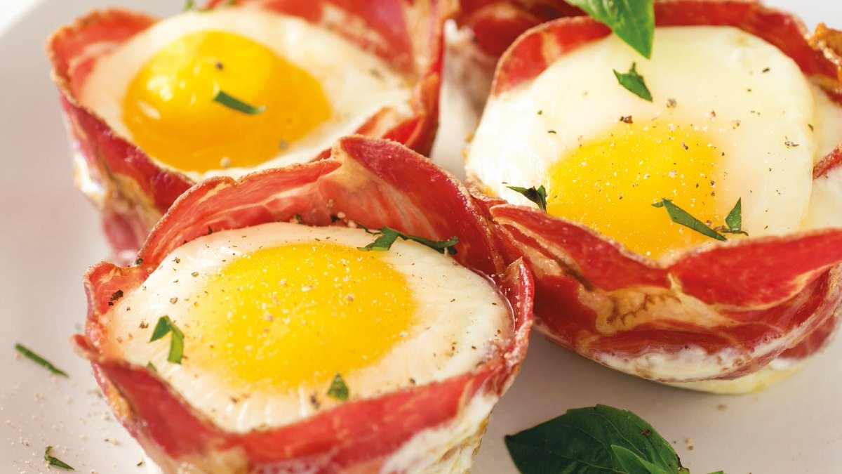 Quick and easy capicola egg cups https://t.co/xLpzgso2qC https://t.co/pd6FyZCQR7