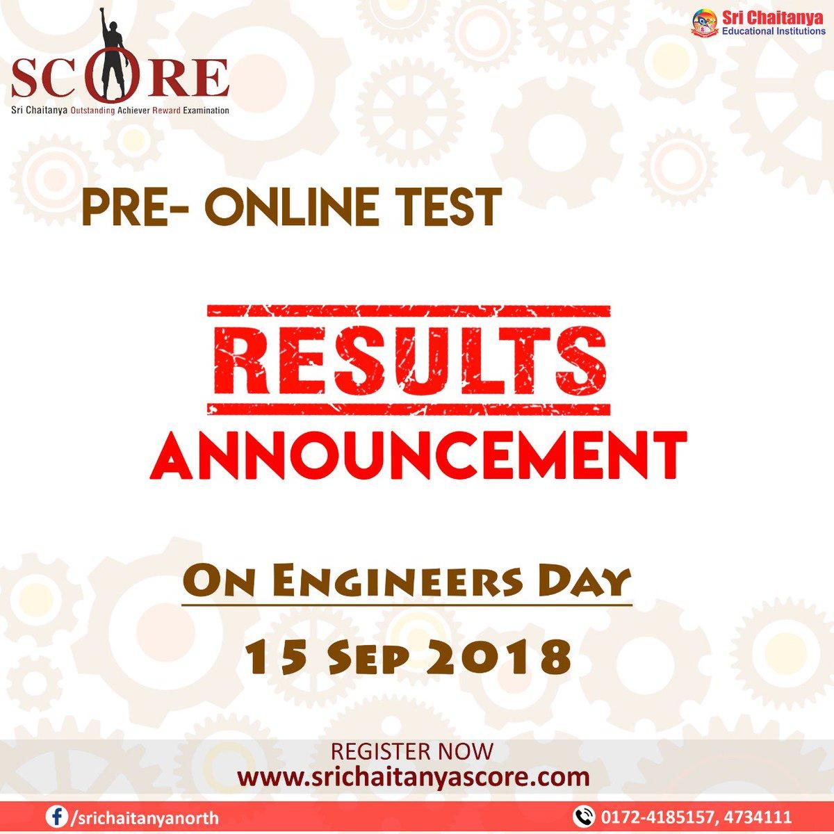 Sri Chaitanya Online Tests