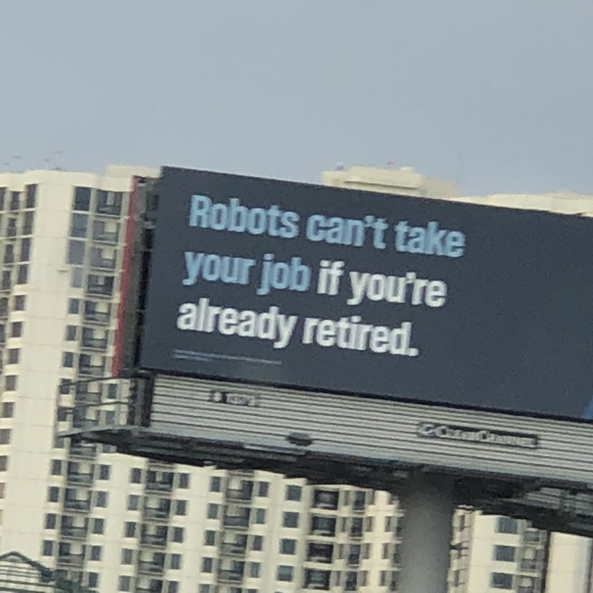 Robots can't take your job if you've already been murdered by robots. https://t.co/RBMhbeRCWX