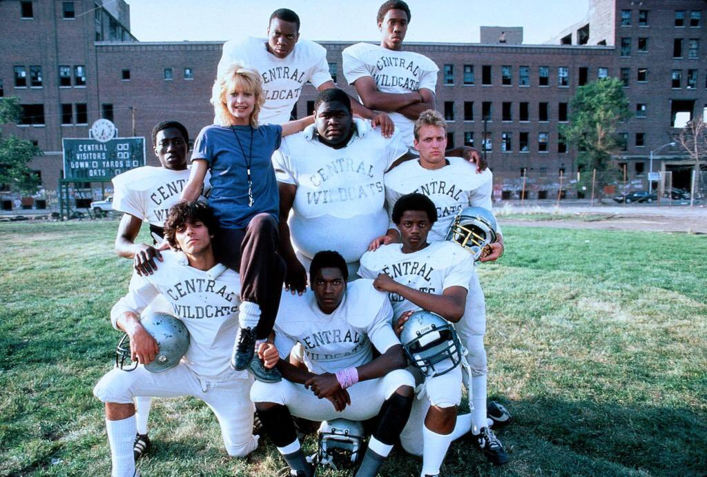 Filmed The Movie Wildcats At Lane Tech High School On Chicagos North Side Chicagohistory Movie Movies 80s Football Filminginchicago Cps