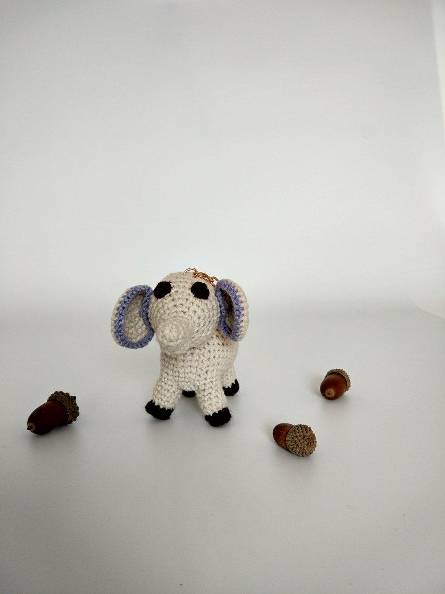 Pattern Indian Elephant amigurumi. By Caloca Crochet | Indian ... | 1200x900