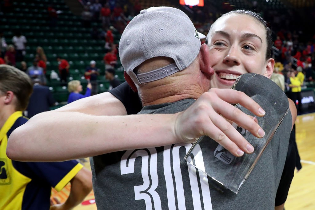 Breanna Stewart is now...  - The youngest Finals MVP in WNBA history  - The 6th player to win regular season and Finals MVP honors in the same year  - The 3rd player in WNBA history with a 30-point game in a Finals series-clinching win  h/t @EliasSports<br>http://pic.twitter.com/xMPO3xCnYk