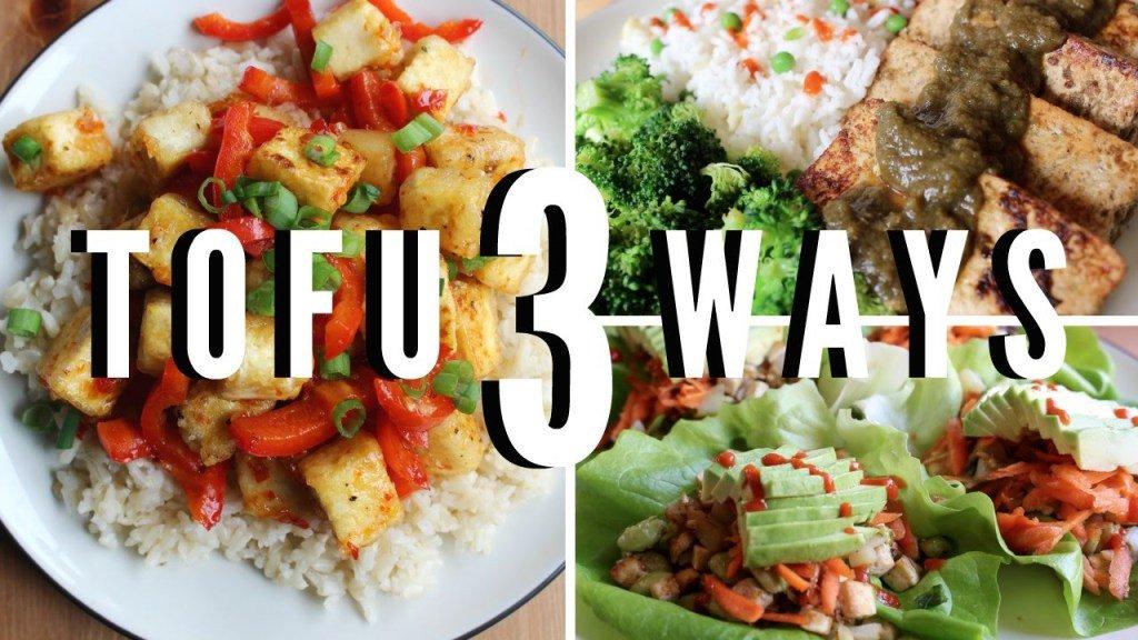 3 Awesome Tofu Recipes (Easy &Vegan) https://t.co/VjnO6lfOEX https://t.co/s63UKZvL2x
