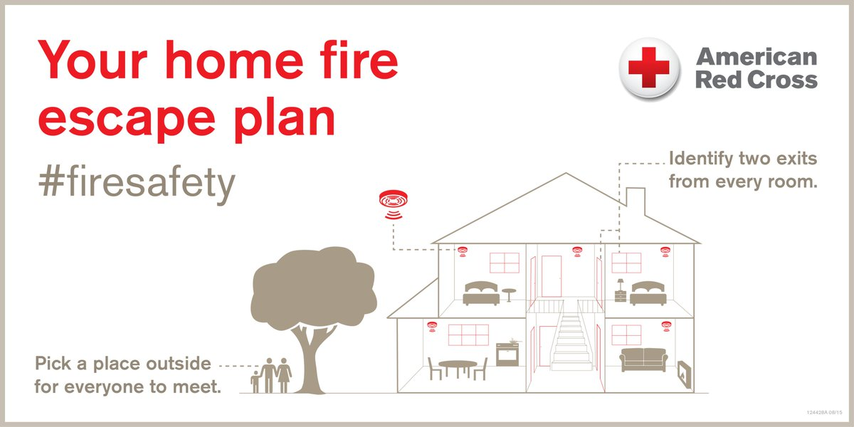 Home Evacuation Plan Template from pbs.twimg.com