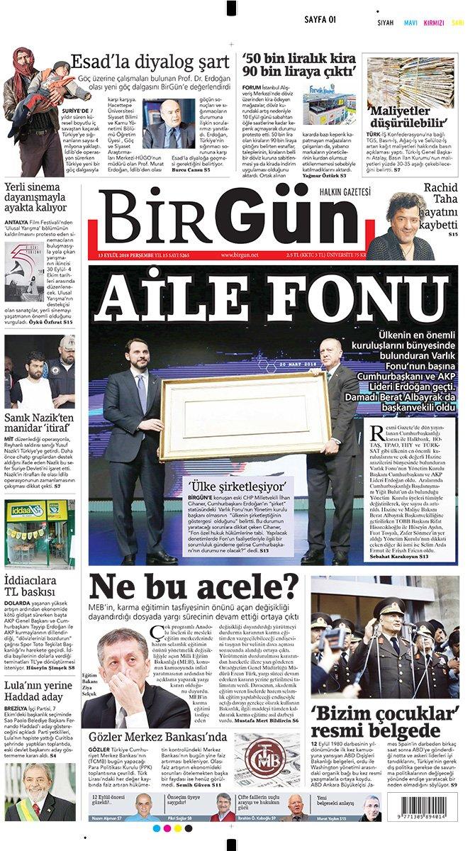 BirGn Gazetesi ALE FONU Tco 4Ua6wukSZH