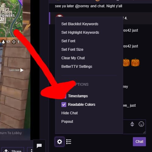 Change Twitch Name Color - logo design ideas