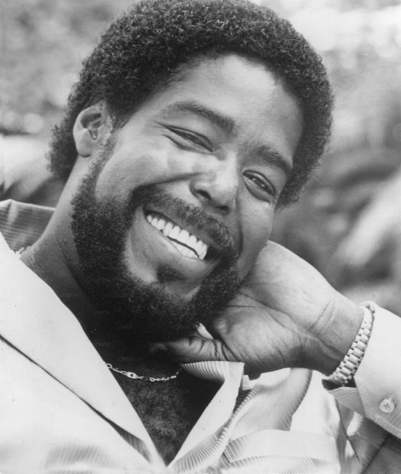 For you MG MHP  Barry White Biography Born Sept 12, 1944   Happy Birthday