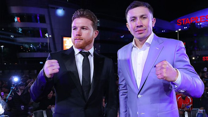 WATCH #CaneloGGG2 in depth preview: #boxing 📸 @Hoganphotos Photo