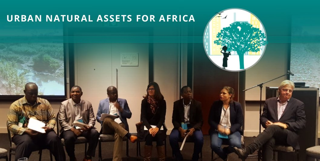 Our #UNA Panel Session at #URBIO2018, discussing tradeoffs in #EcosystemServices: the juxtaposition between #urbannaturalassets & #urbanagriculture  #UNARivers: https://t.co/WMaO6YM9bT  #UNACoasts: https://t.co/ibNzaTNRZL