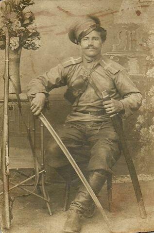 старинные фото казаков хутора мостовой шкафу был