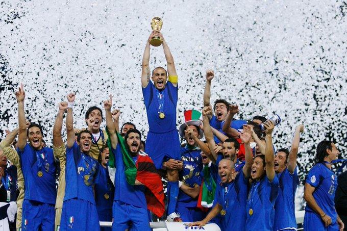 A true leader. One of the greatest.  Happy birthday, Fabio Cannavaro!