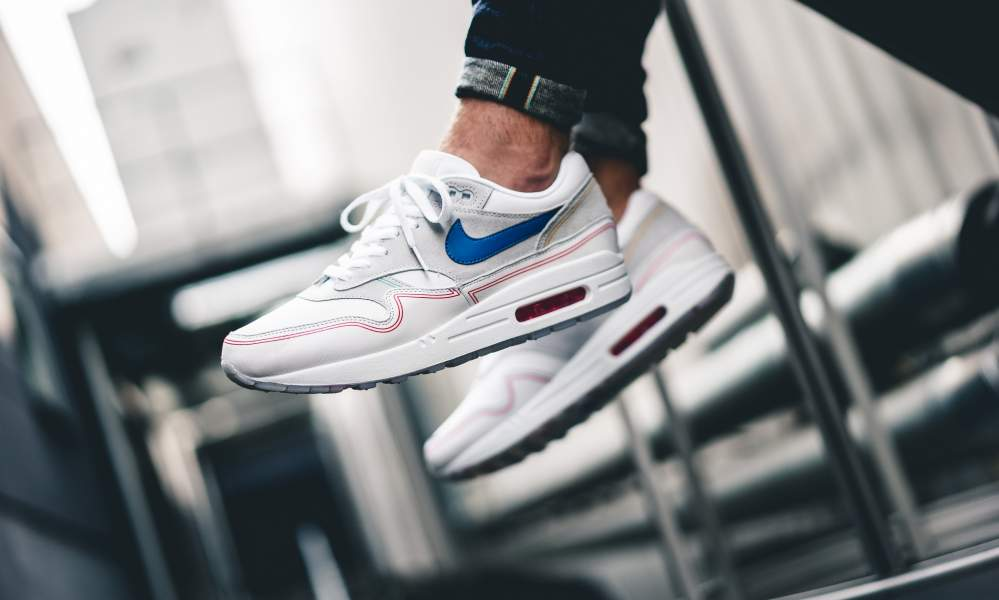 The Sole Supplier On Twitter Nike Air Max 1 Pompidou Center Almost Live At 5pointz White Royal Https T Co Z8fxgk4np8 Wolf Grey Https T Co Njc4qejnvo