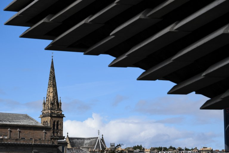 Dundee — city of recovery. From the jute mills, to the Timex dispute, to Grand Theft Auto, to the V&A. A fascinating read.  📷  https://t.co/RhmjqNuBmW @GettyImages@PA@Reuters