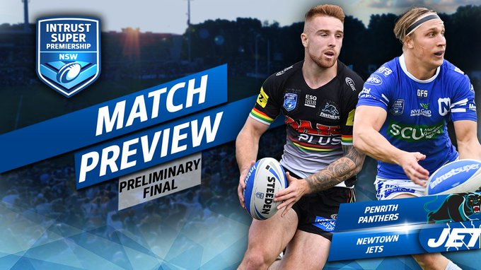 Who will be the first team to win through to the 2018 #IntrustSuperPremiership Grand Final? 📝 Photo