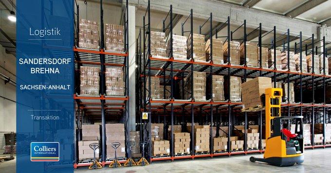 Deal der Woche: Sachsen-Anhalt<br><br>Colliers International hat die Transaktion eines Privat-Portfolios, bestehend aus drei Lager- und Produktionsimmobilien, in Sandersdorf-Brehna begleitet. Der Kaufpreis betrug 2,85 Millionen Euro.<br> #logistics #sachsenanhalt t.co/3HCKkRlFeu