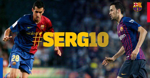 Image result for Sergio Busquets b