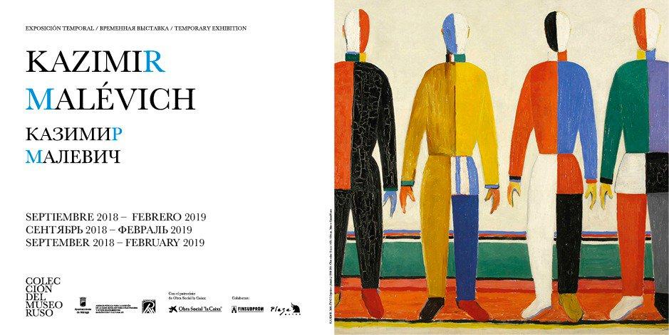 Coleccion Museo Ruso Malaga Pa Twitter Malevich Preparado En