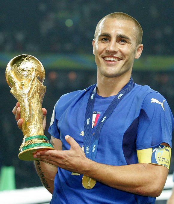 Happy Birthday to Fabio Cannavaro