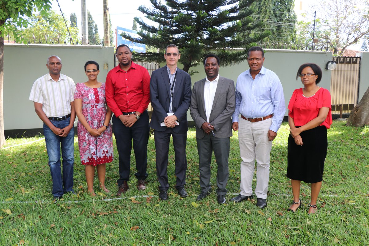 Today alert @FCSTZ held talks with DFID @DFID_UK discussing various issues on the dynamics of civil society development in #Tanzania in relation to whole of #Africa, and the mandate/role of Foundation for Civil Society and dev partners including DFID