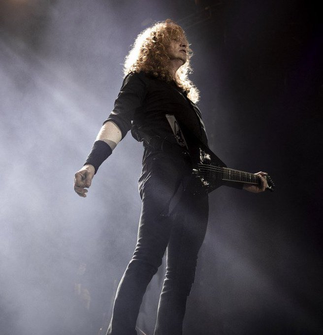 Sept. 13th, 1961 - Happy Birthday, Dave Mustaine!