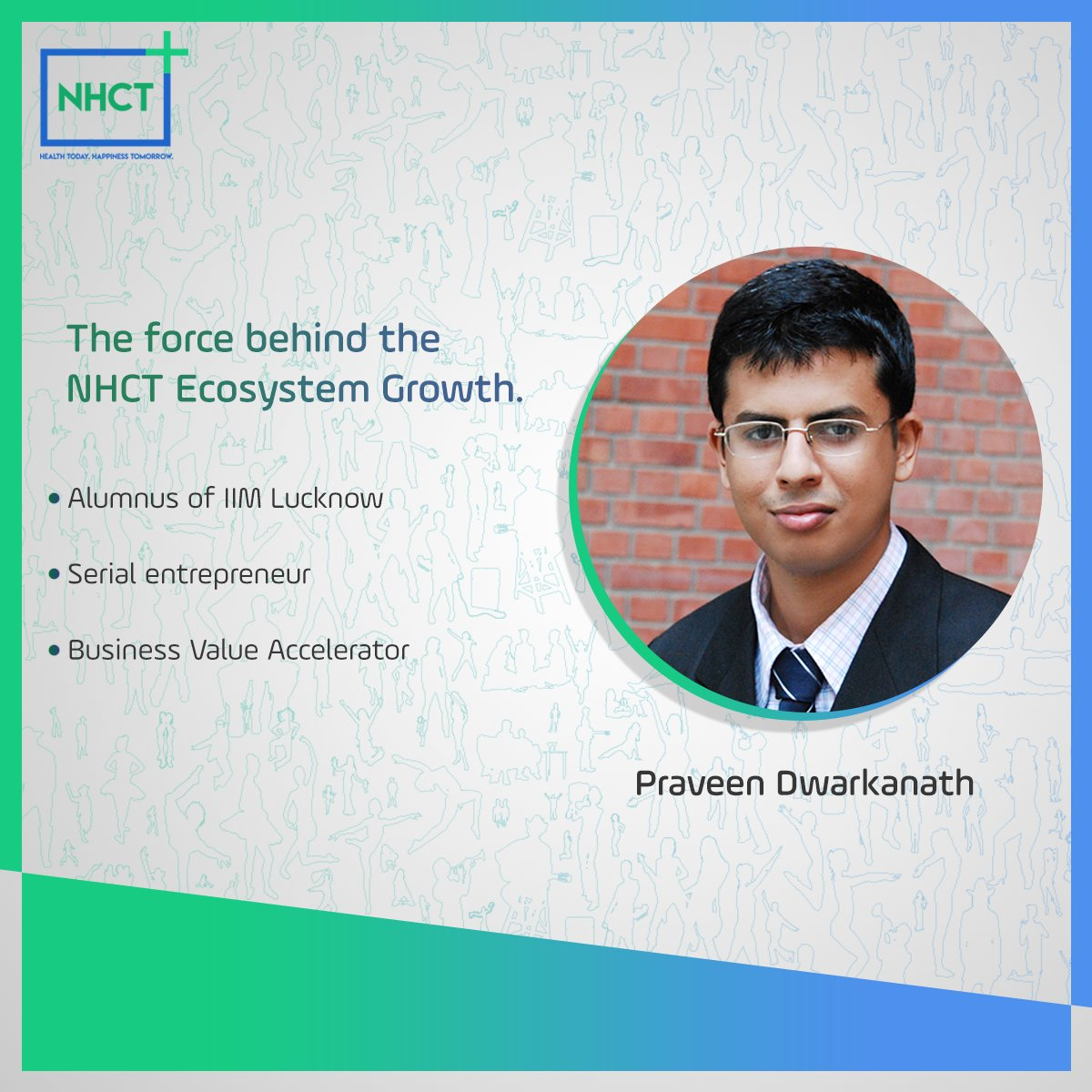 Meet Praveen Dwarakanath, the force that has put NHCT on an accelerated growth path . @praveen_dwaraka  #blockchain #crypto #tokens #nhct #nanohealth #ethereum #ico #NHCToken #cryptocurrency #cryptolife<br>http://pic.twitter.com/RBa5JCQiQu