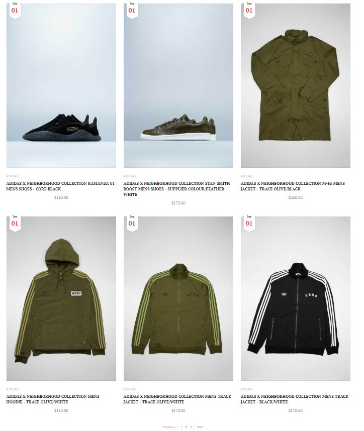 5a6330dcb Neighborhood x adidas Collection dropped via Shop Nice Kicks =>  http://bit.ly/2LKYaiw pic.twitter.com/VDgWIwEsY9