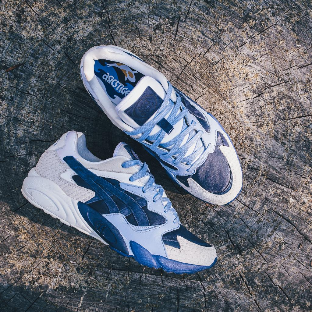 ac83556f22f9 take a trip to japan foot locker x pensole x asics gel diablo once upon a