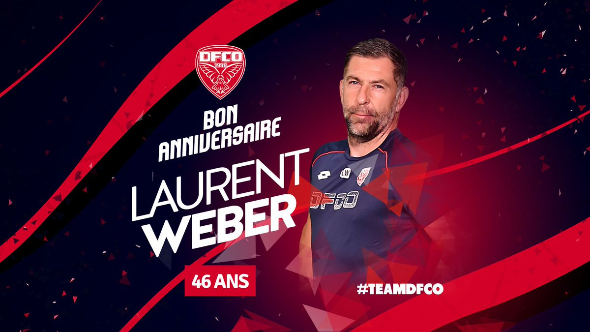 Dijon Fco On Twitter Joyeux Anniversaire Lolo Weberdfco En