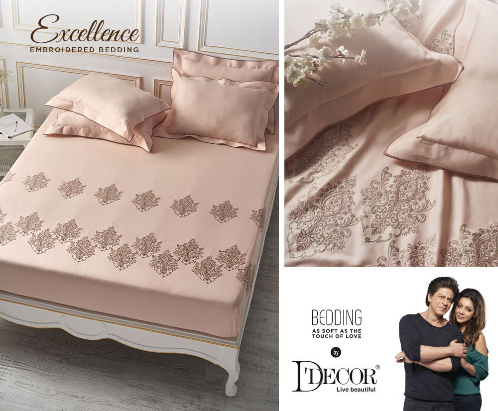 D Decor On Twitter Perfect Bedding For A Perfect Dream This Collection Adorns Your Bedroom Like No Other Artful Embroideries Accentuate The Luxe Quotient And The Fine Fabrics Bring Home A Touch Of