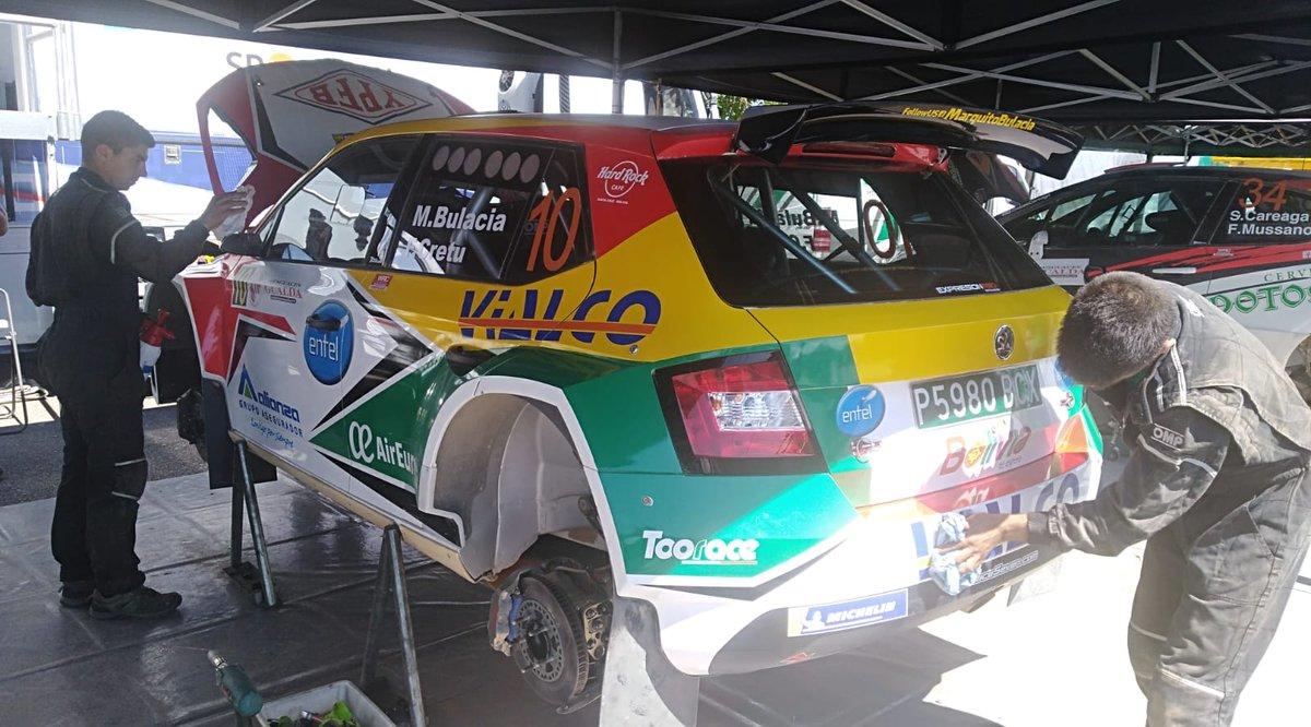 CERT: 19º Rallye de Tierra Ciutat de Cervera [31 Agosto - 1 Septiembre] - Página 2 DmAZwtxWsAErjnJ
