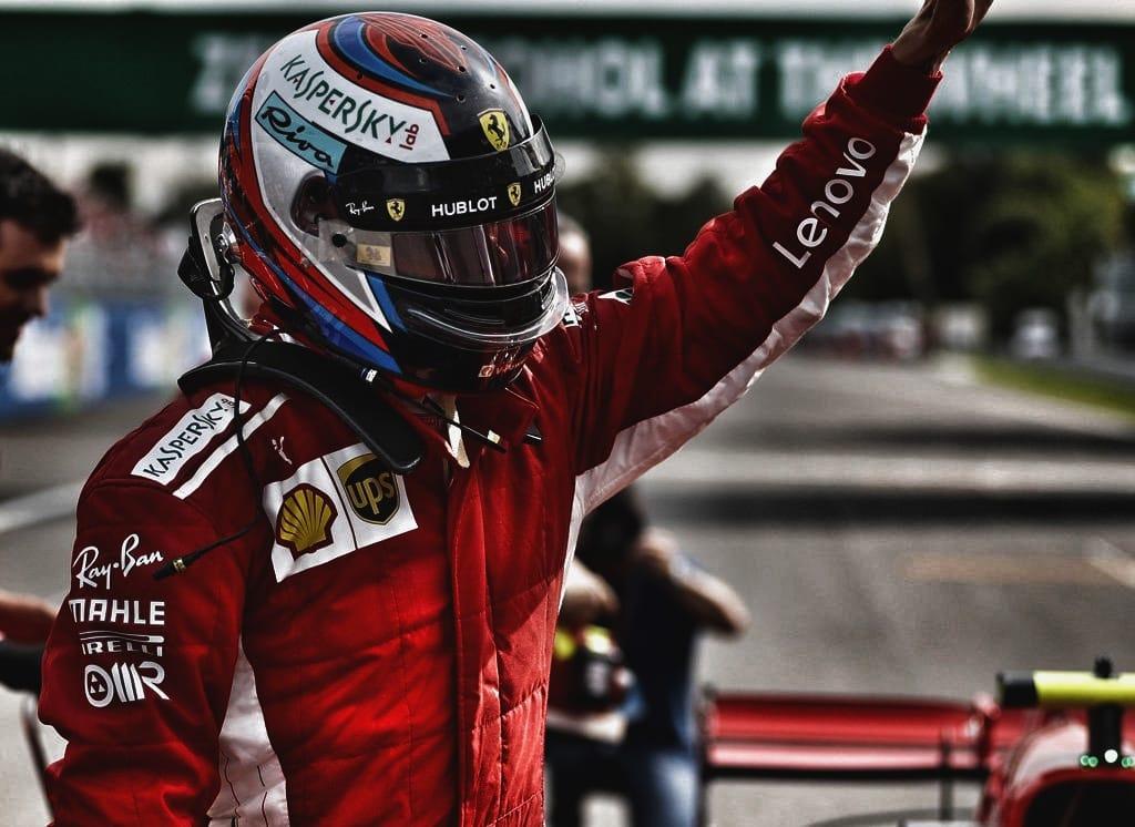 Commentator reactions to Raikkonen's pole at Monza