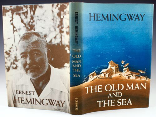 a plot overview of ernest hemingways old man and the sea The old man and the sea by ernest hemingway home / literature / the old man and the sea / brief summary   (manolin), but the text always refers to them as the old man and the boy so this old man goes to sleep dreaming of the lions he used to see back in the day in africa he wakes before sunrise and does what fishermen do—get in his.
