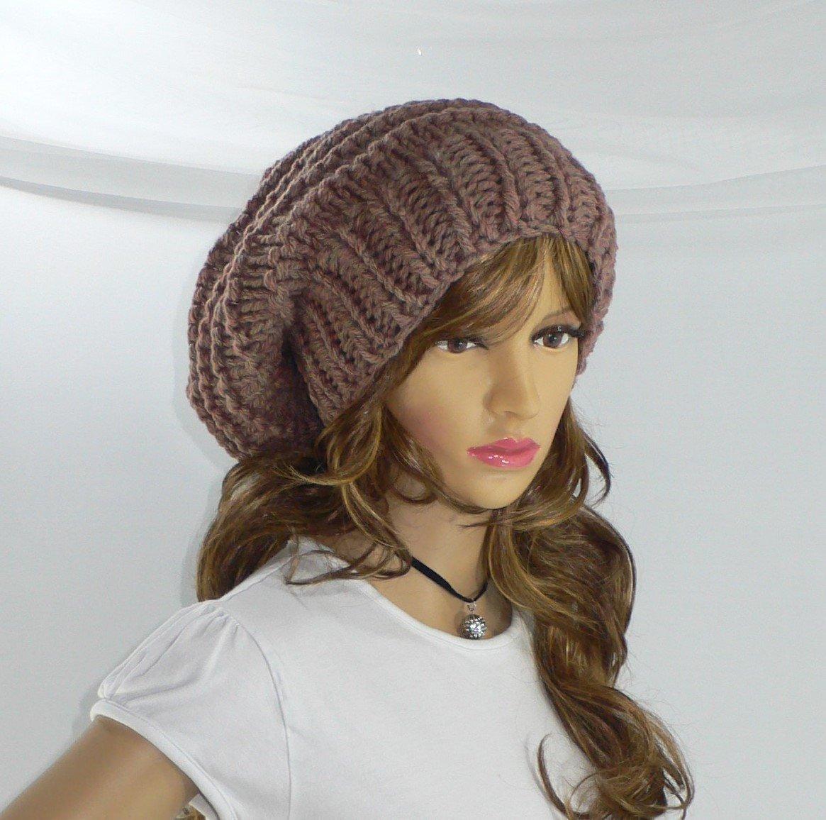 5bad722f045 ... Women Beige Knit Hat Goth Hat Pixie Hat Slouchy Knit Hat Slouch Beanie  Hand Knit Hat Knit Beanie Woodland Clothing https   etsy.me 2PoBsyY   accessories ...