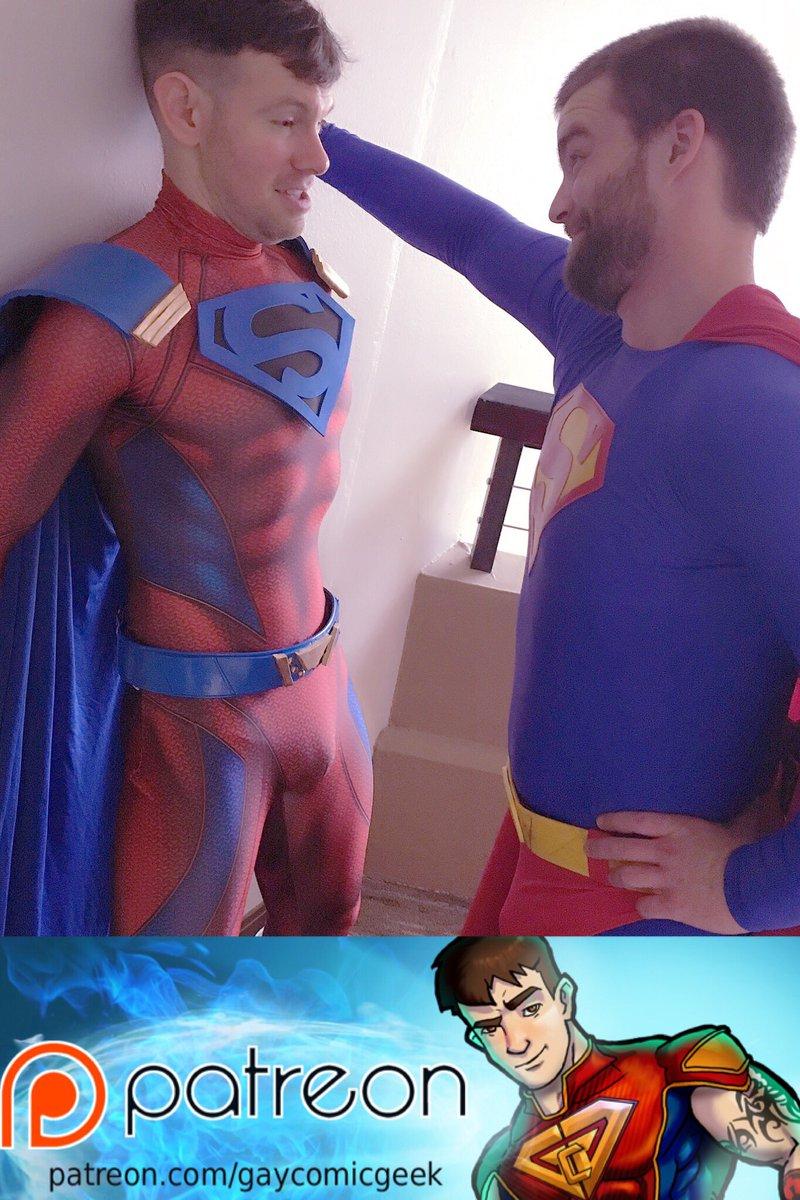 Gay Comic Geek