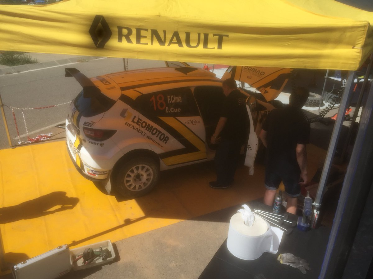 CERT: 19º Rallye de Tierra Ciutat de Cervera [31 Agosto - 1 Septiembre] - Página 2 DmAmxj4XoAA8cWt
