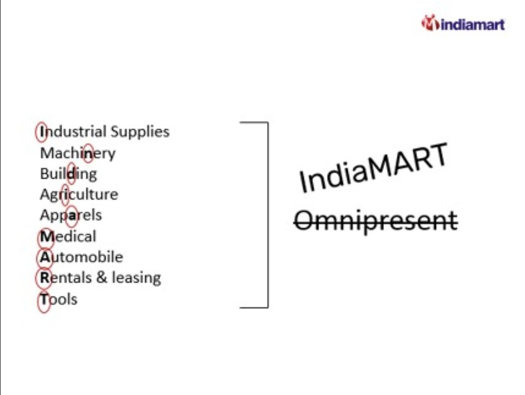 Indiamart On Twitter Who Else Is Omnipresent Requirement Koi Bhi