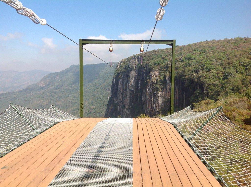 skyline zipline Mutarazi falls
