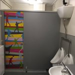 Just a little flavour of what's been happening here - new toilets for 6A, 6C and 4M ... and for all during discos etc. Literally just finished!!