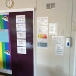 Year 5 is newly decorated with AC units in place too!