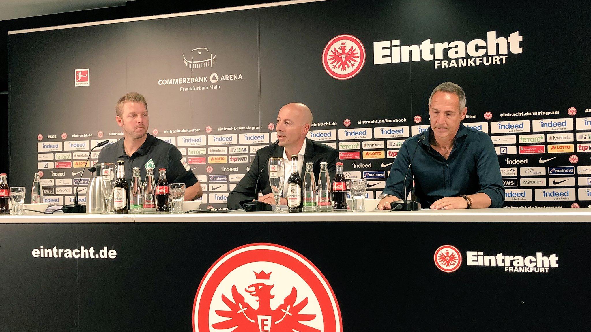 Eintracht Frankfurt Twitter